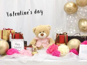 バレンタイン企画